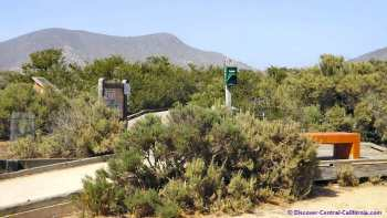 The Elfin Forest trailhead at 16th Street
