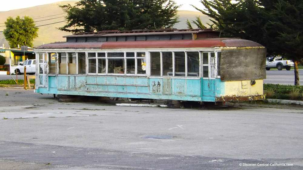 One of the Buellton dining cars in Morro Bay