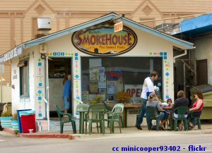 Ruddell's Smokehouse in Cayucos