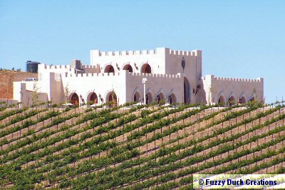 Eagle Castle Winery, Paso Robles