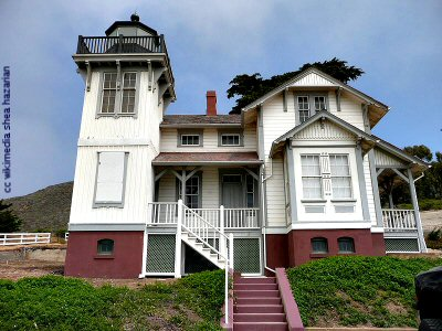 Port San Luis Lighthouse