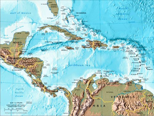 The Central America and Caribbean Region