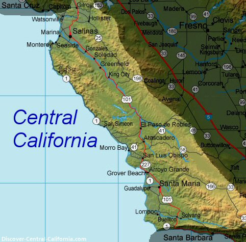 The Realm of Central California