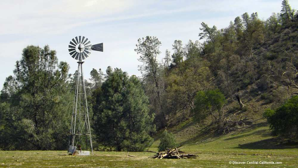 Windmill on Indian Valley Road