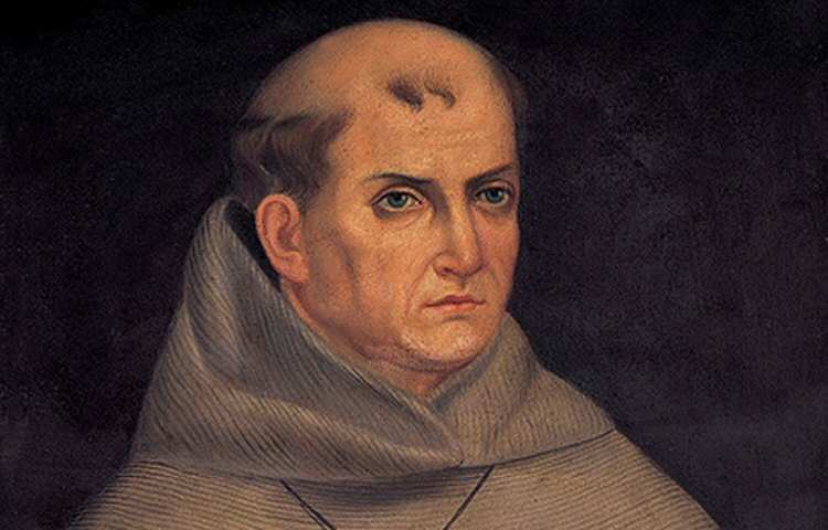 A Portrait of Junipero Serra