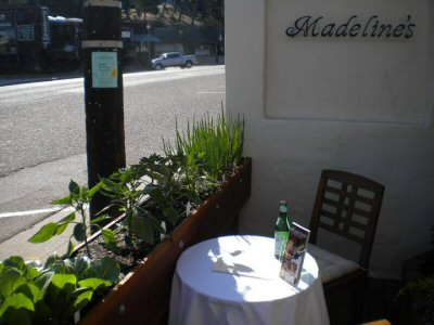 Madeline's - the best restaurant in Cambria