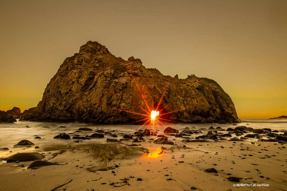 New California Fire >> Pfeiffer Beach - Beautiful, secluded and purple sand on the Big Sur Coast