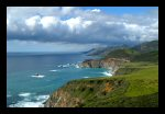 Thumbnail of the Big Sur coastline at Hurricane Point