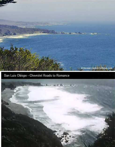 Comparison of Ragged Point over 65 years
