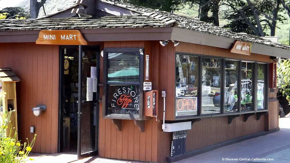 Ragged Point mini mart