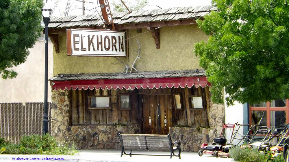 The Elkhorn Bar in San Miguel