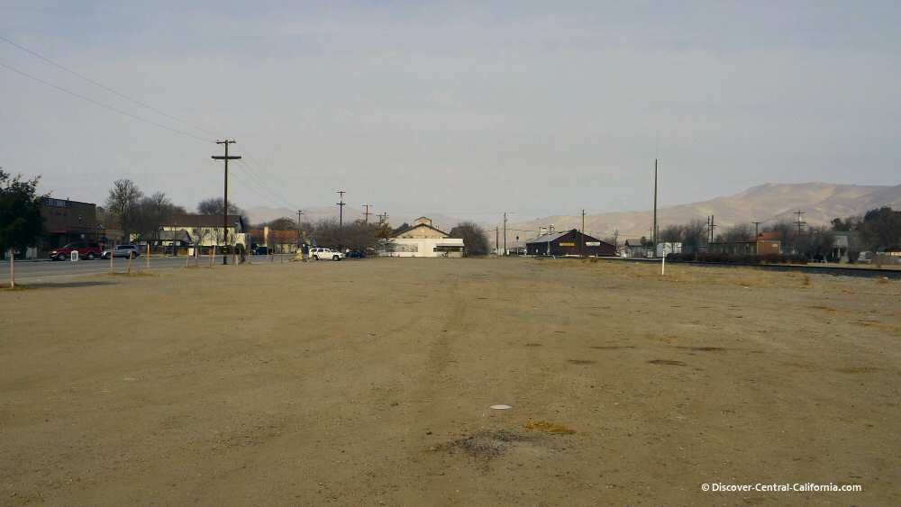 Large vacant area in San Miguel