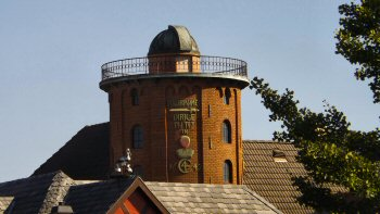 Round Tower replica in Solvang