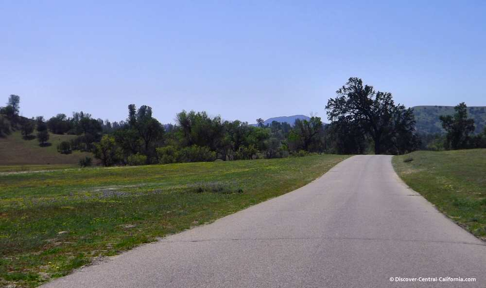 southern end of Shell Creek Road